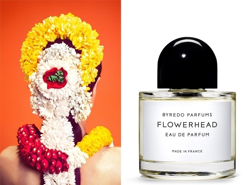 a6c7c5ee886b Perfume Review  Byredo Flowerhead – The Muse in Wooden Shoes