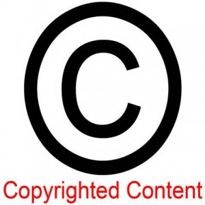 Official copyright logo from Wikimedia Commons.